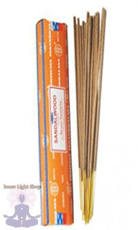 Sandalwood Incense Sticks by Satya - Inner Light Shop