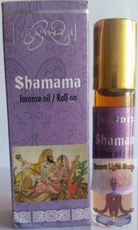 Shamama Fragrance Incense Oil - Inner Light Shop