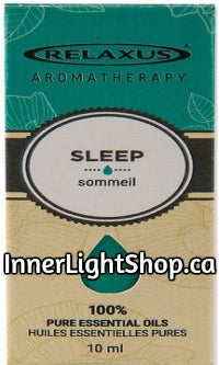 Sleep Pure Essential Oil - Inner Light Shop