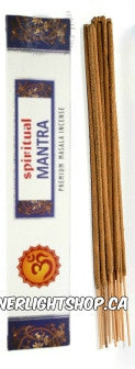 Spiritual Mantra Incense Sticks - Inner Light Shop