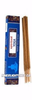 Spiritual Yoga Incense Sticks - Inner Light Shop