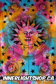 Sun & Moon Tapestry - Inner Light Shop