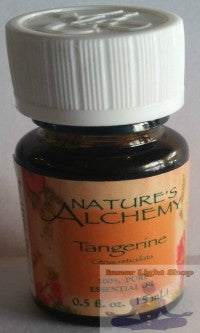 Tangerine Essential Oil - Inner Light Shop