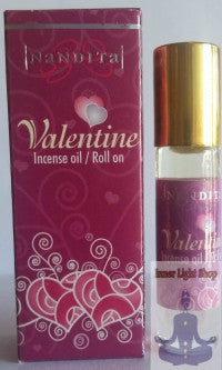Valentine Fragrance Incense Oil