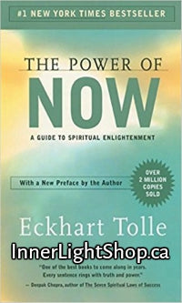 The Power of Now by Eckhart Tolle - Inner Light Shop