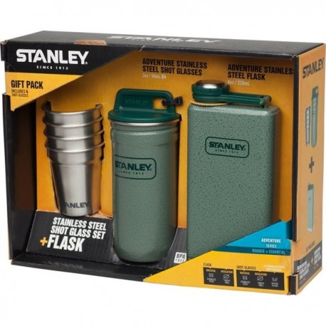 Stanley Gift Pack Flask and Shot Set