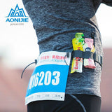 Aonijie Race Belt - Black