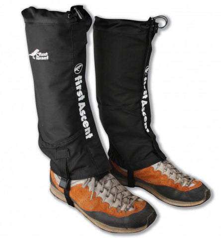 First Ascent Gaiters - Full Length