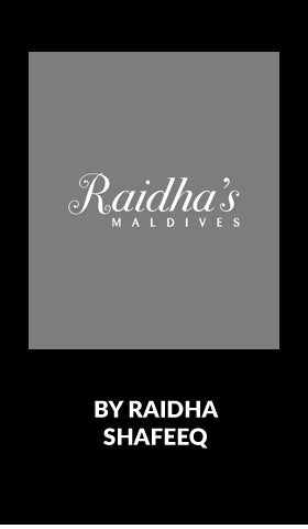 Raidha's Maldives by Raidha Ismail Shafeeg