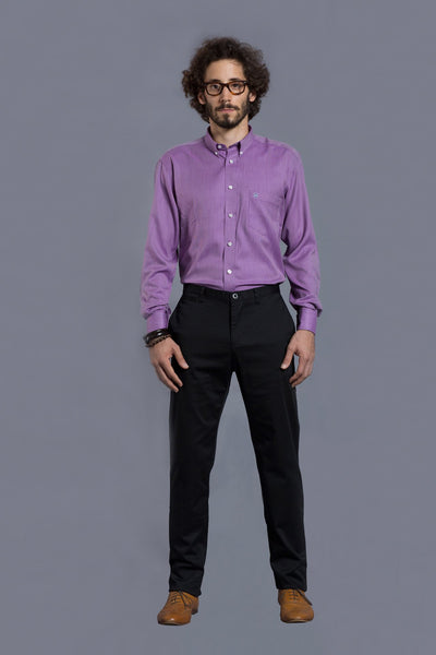 Edwin Shirt in 2 colors PURPLE, GRAY, BLUE