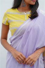 Load image into Gallery viewer, Urban Drape Tropical Morning Glory Saree