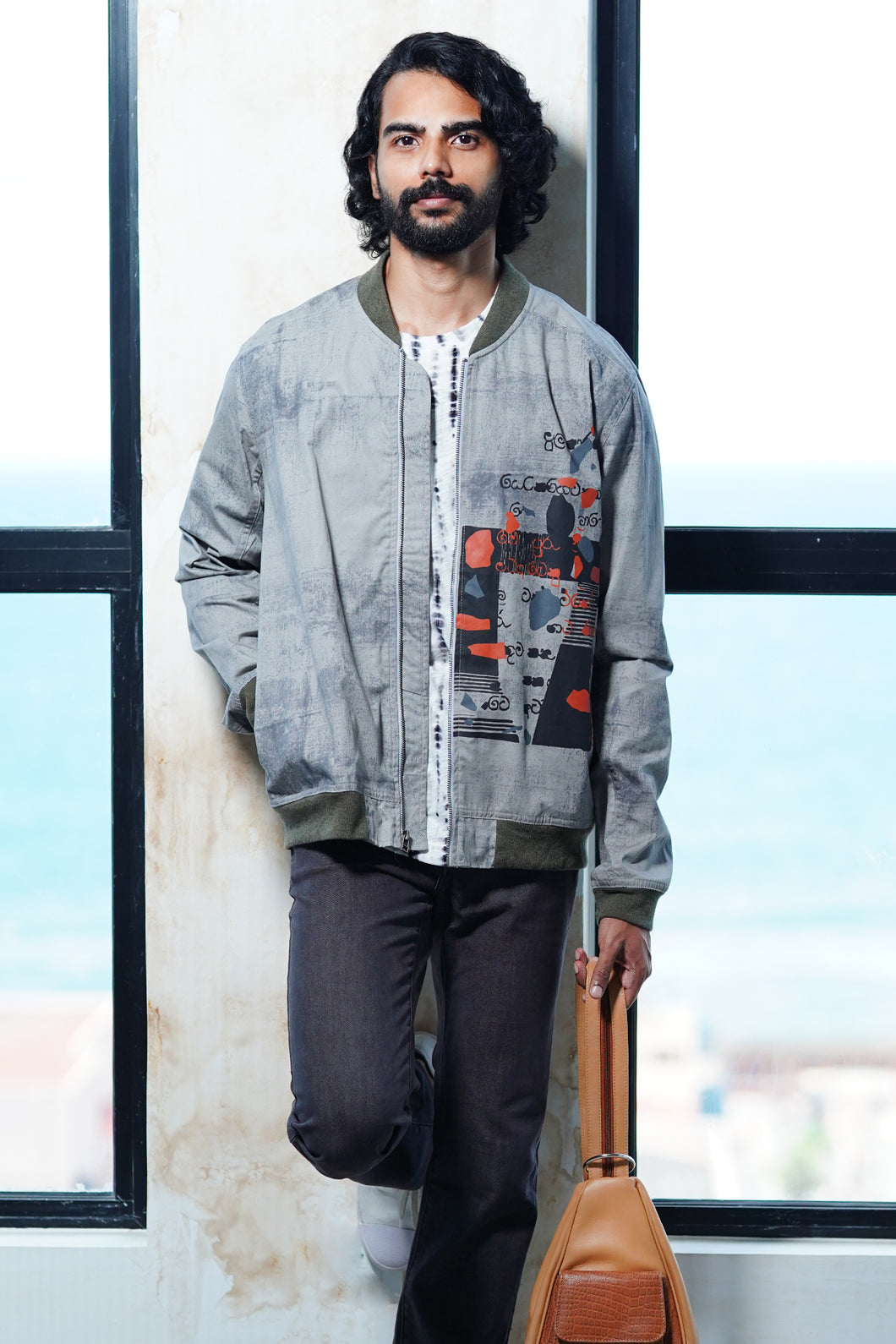 Isla Galle Bomber Jacket