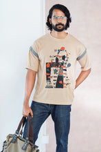 Load image into Gallery viewer, Ceylon Typo Ribbed T-Shirt