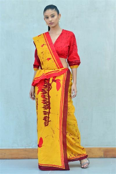 Urban Drape Erabadu Light Saree