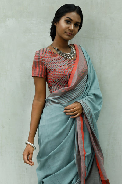 Urban Drape Desert Rose Saree