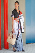 Load image into Gallery viewer, Urban Drape Coin Collector Saree