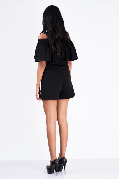 Mare Tailored High Waisted Short