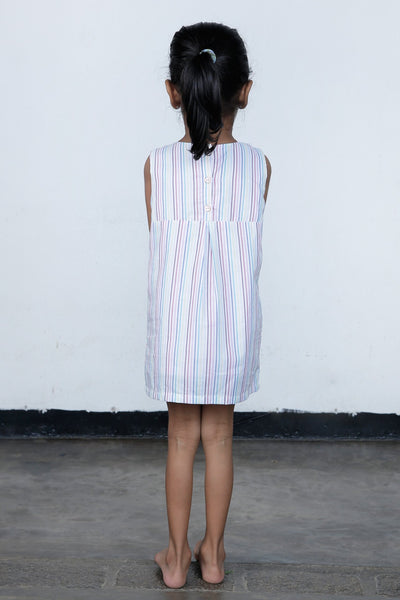 Wonderland Shift Dress - Opt I - Fashion Market.LK
