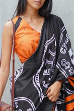 Load image into Gallery viewer, Urban Drape Mix Coin Collector Saree