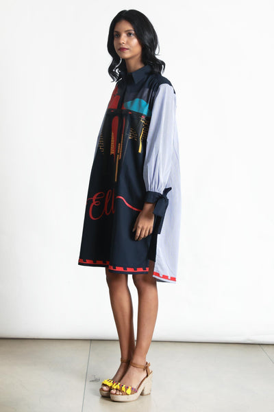 Nine skies Ella Shirt dress