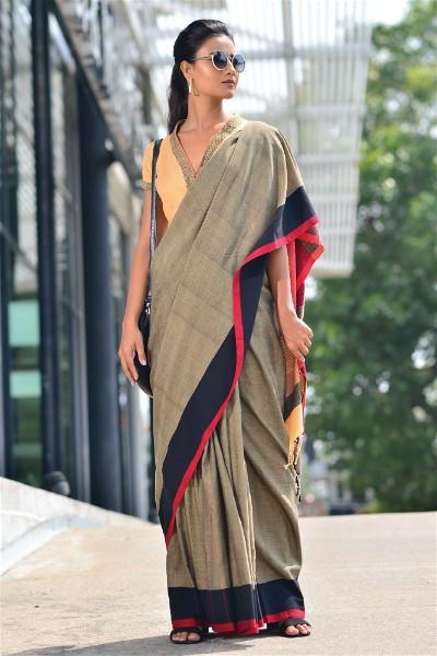 Urban Drape Believer Saree