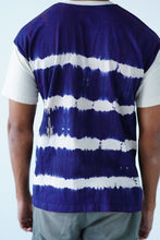 Load image into Gallery viewer, Twilight waves Tie-dye casual T-Shirt