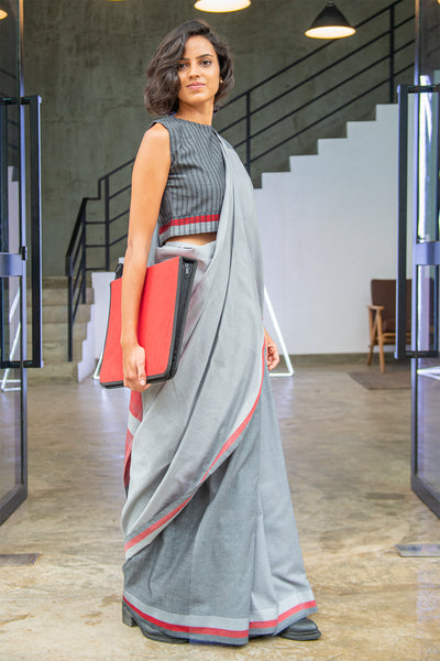Urban Drape Quirky Prep Saree