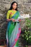 Urban Drape Lost Garden Saree