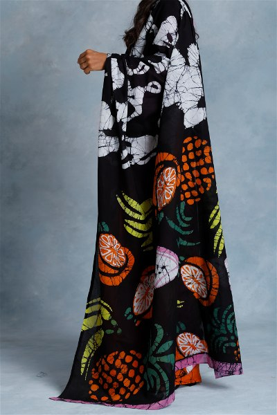 Urban Drape Monkey Safari Saree