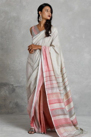 Urban Drape Subdivided Chunks Saree