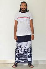 Load image into Gallery viewer, Preppy Colombo White Tee
