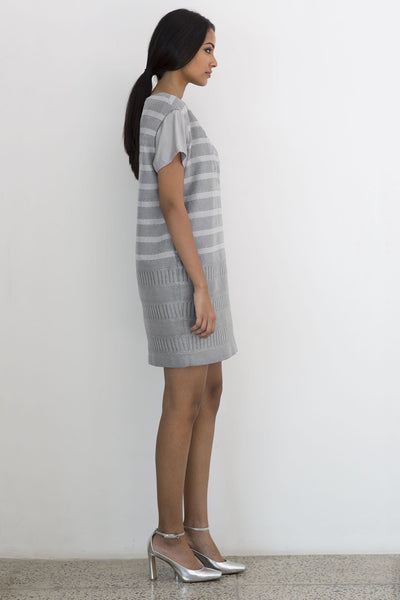Handwoven Shift  dress