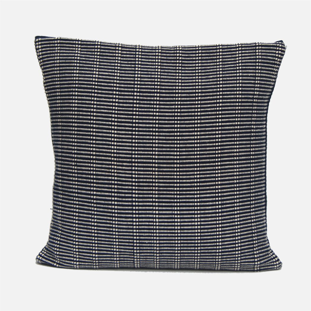 Space Cushion Cover - Black