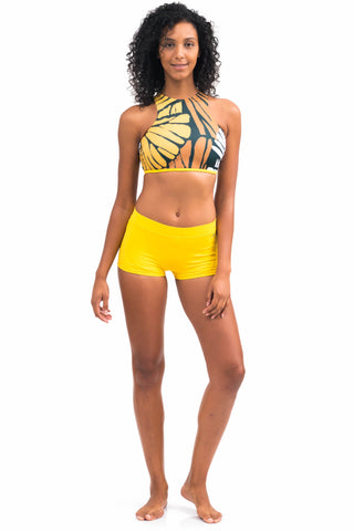 Pras & Danties Batik Bikini Set with frill detailing on the Top P&D008