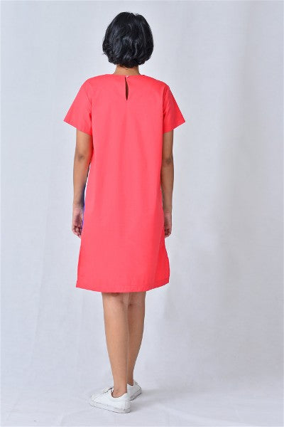 Ubiquitious Affair Shift Dress V1
