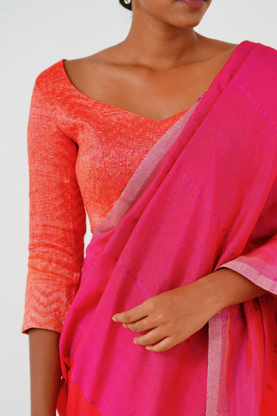 Urban Drape Canyon Curves saree