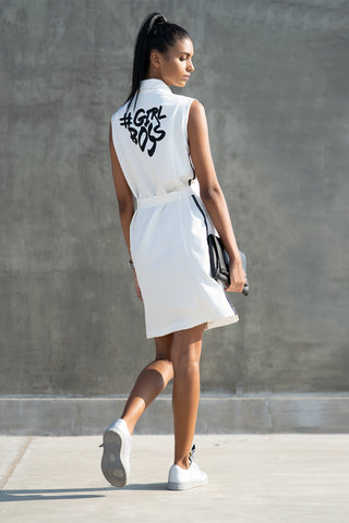 Empower  Slip Dress
