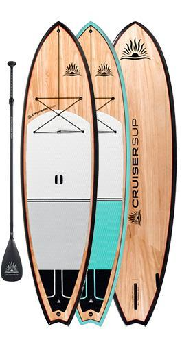CruiserSUP® All-Terrain Classic Ultra-Lite Wood/Carbon/Kevlar - cruiser-sup.ca