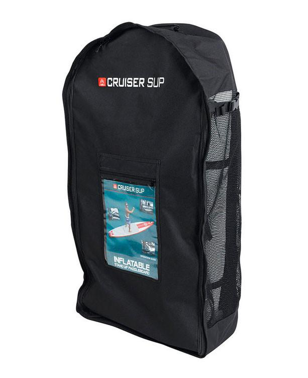 Deluxe Wheeled Inflatable Back Pack - cruiser-sup.ca