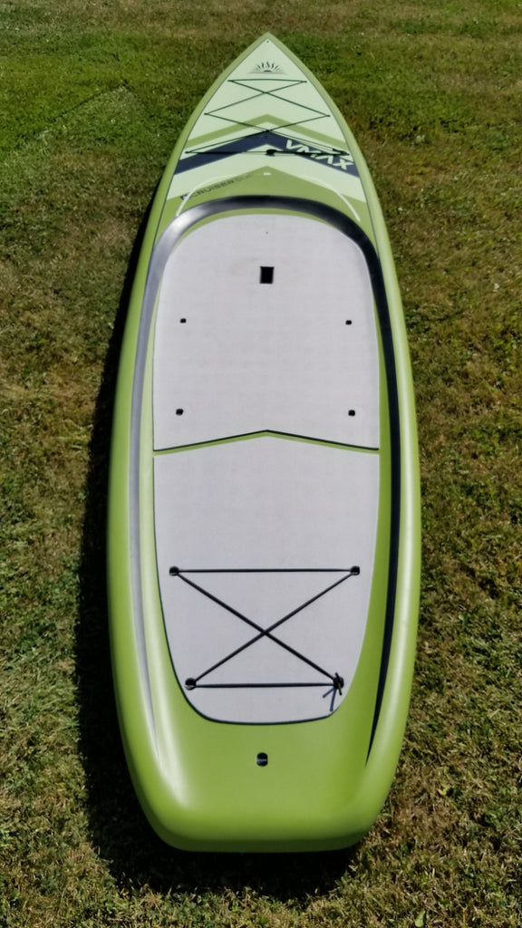 Cruiser SUP V-Max Voyager Fishing Model - Used Model - cruiser-sup.ca