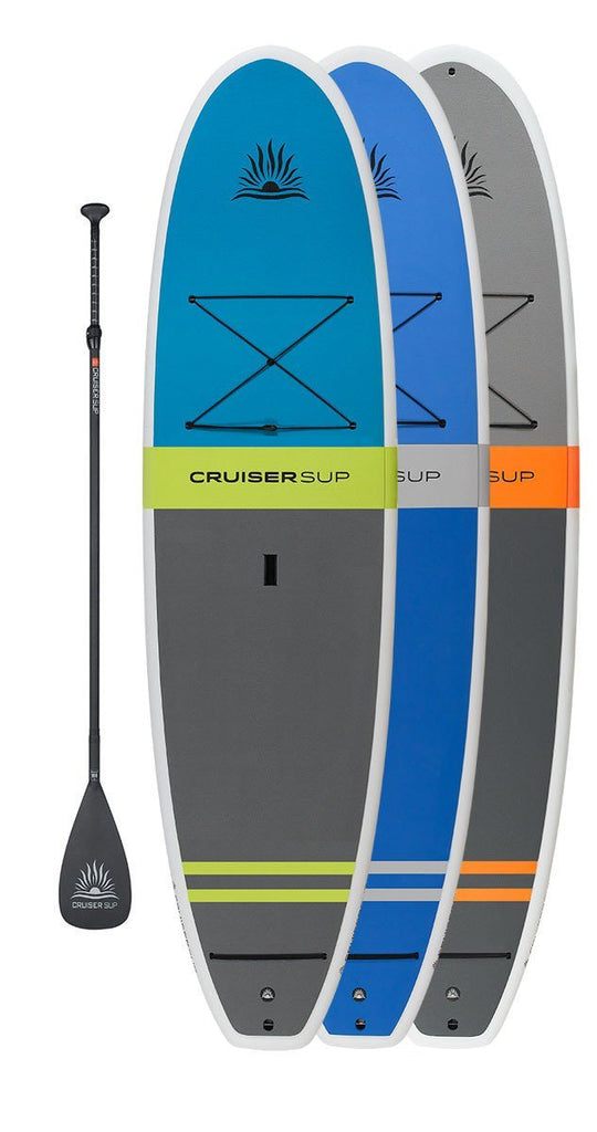 "Fusion 10'-11'6"" with Full Deck Pad - cruiser-sup.ca"