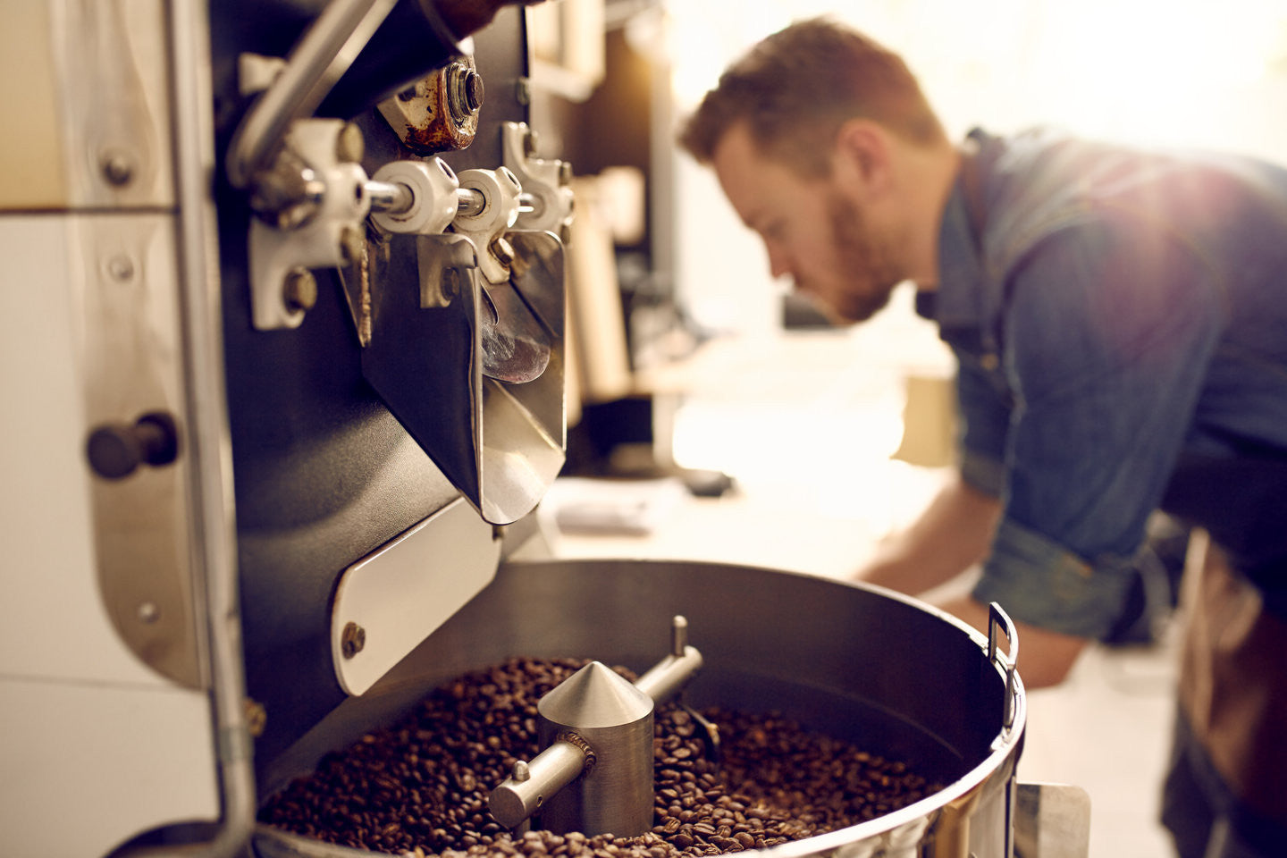 The benefits of buying freshly roasted coffee beans