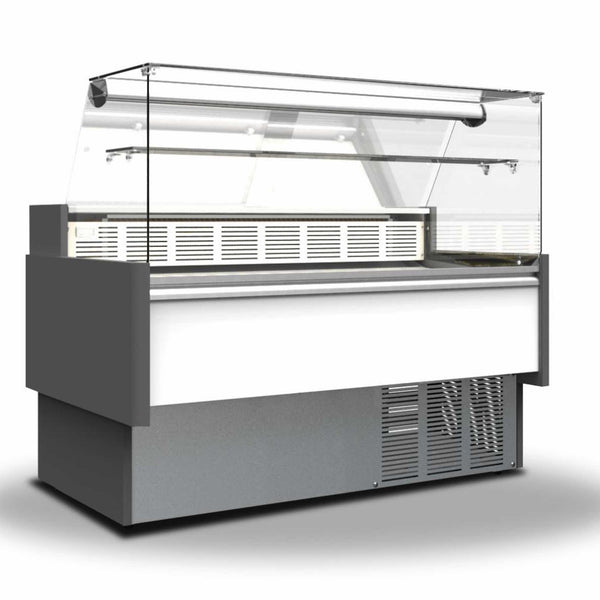 Prodis Araya-F Glass Serve Over Refrigerated Display Counter