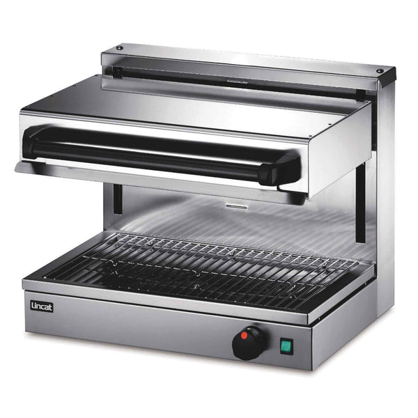 Lincat Silverlink 600 Adjustable Salamander Grill 4.5kw - Electric - 600w x 472d x 500h - AS4