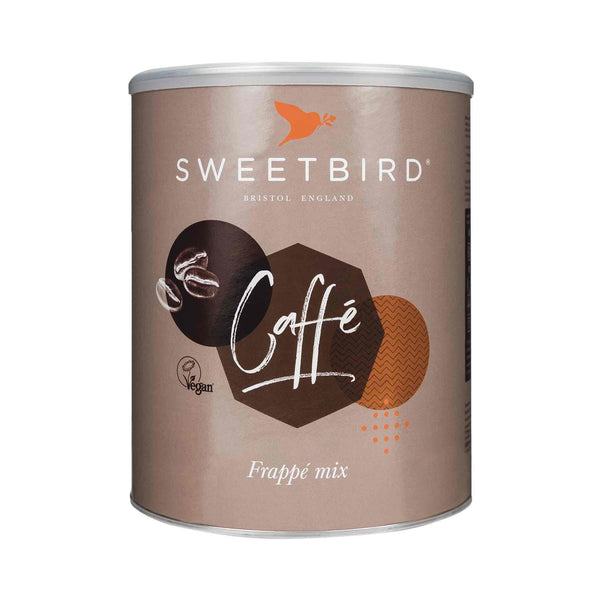 Sweetbird Non Dairy Caffe Frappe 2kg Tin