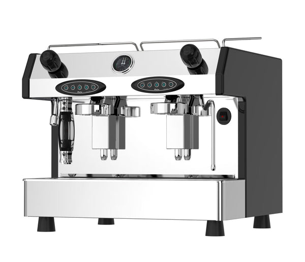 Fracino Bambino Commercial Espresso Machines - 1 & 2 Group Models Available