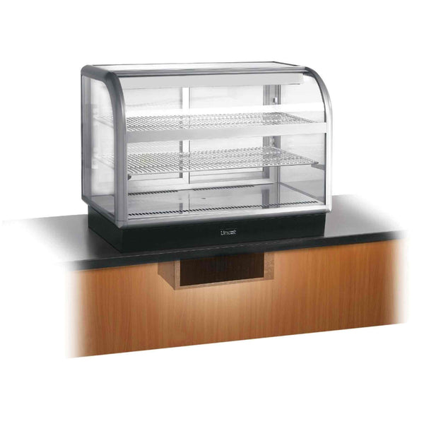 Lincat Seal 650 Series Refrigerated Merchandiser - Back Service - 755h x 1000w x 650d - C6R/100BU