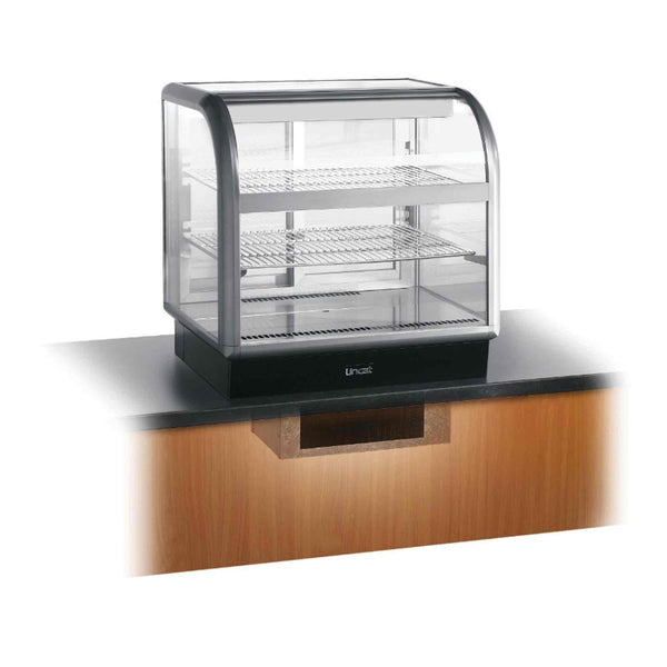 Lincat Seal 650 Series Refrigerated Merchandiser - Back-Service - 755h x 750w x 650d - C6R/75BU