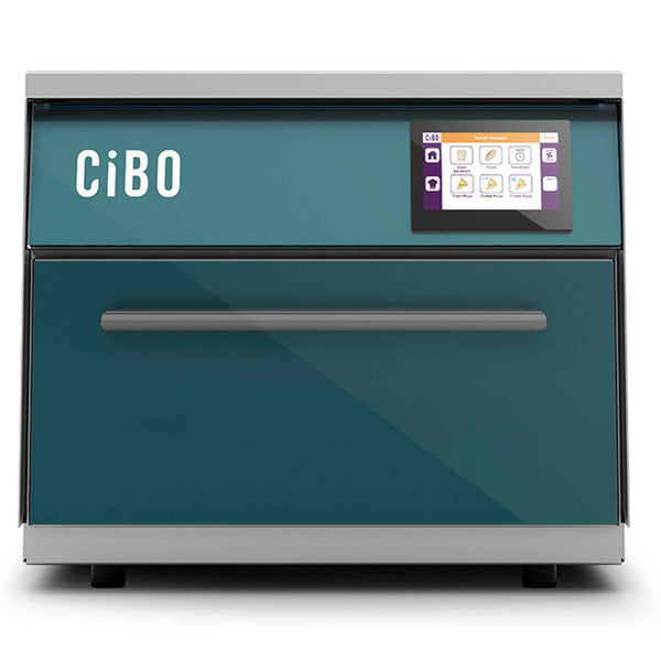 Lincat CiBO Counter-top Fast Oven - Teal Glass Front - W 437mm - 2.7 kW