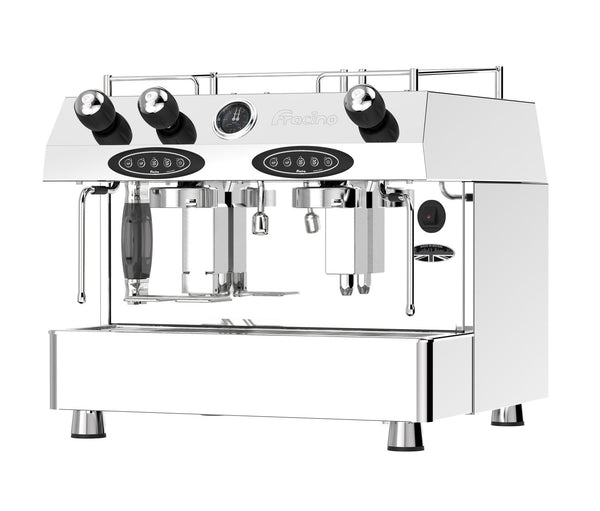 Fracino Contempo Commercial Espresso Machines - 1,2,3 & 4 Group Models Available